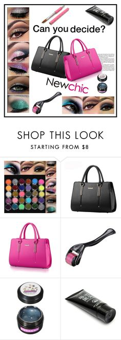 """""""Newchic 128. (Beauty 12.)"""" by carola-corana ❤ liked on Polyvore featuring beauty"""