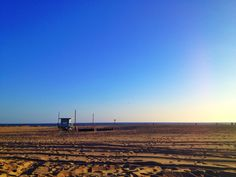Santa Mônica Beach, Califórnia / Foto: Mônica Nunes / Maio 2014