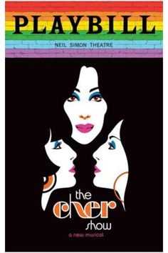 Didn't make it to a Broadway show during the month of June? No problem! You can purchase a special Pride Playbill of any currently running show—like this one from The Cher Show! Broadway Plays, Broadway Shows, Neil Simon Theatre, The Cher Show, Broadway Posters, Rainbow Pride, Special Events, Musicals, Logos