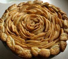 Daisy Lane Cakes: Open-Faced Designer Apple Pie