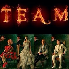 Hunger Games / Catching Fire / Effie / Katniss / Peeta / Haymitch