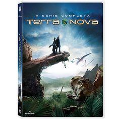 Box Terra Nova: 1ª Temporada (4 DVDs)