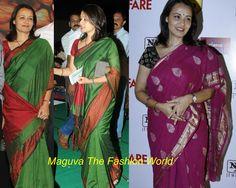 Amala Akkineni In simple elegant sarees