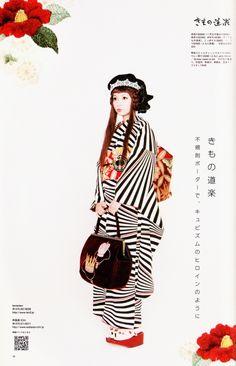 Kimono-Hime style
