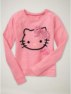 9b55593f5 Hello Kitty Pullover $26.95. I would wear this every day for the rest of  ever