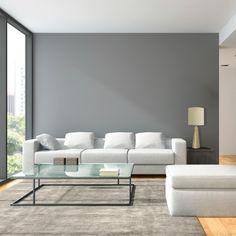 Faux Wood Finish Table Lamp, Beige Fabric Shade - minimalist decor - home decor inspiration - living room lighting