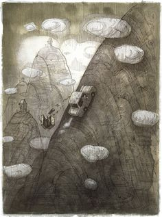 Comics Excerpt: The Arrival Author Shaun Tan Tells Tales From Outer Suburbia