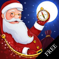 Download IPA / APK of Santa Call & Tracker Free  North Pole Command for Free - http://ipapkfree.download/7952/