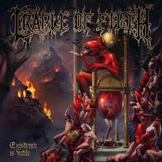 Cradle Of Filth, Aleister Crowley, Black Metal, Heavy Metal, Dani Filth, Extreme Metal, New Lyrics, Gates Of Hell, Fear Of The Unknown