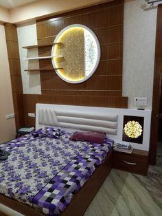 Bed Karan Jangid Bedroom Camas Casas And Room Design Bedroom, Wardrobe Design Bedroom, Bedroom Furniture Design, Modern Bedroom Design, Furniture Upholstery, Bed Furniture, Bed Back Design, Bedroom Designs Images, Double Bed Designs