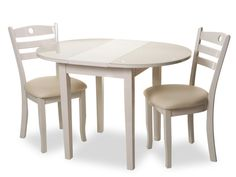 Деревянный стол TB-33-2 кремовый - уменьшает объем домашних хлопот, так как он отлично очищается, обладает небольшим весом и компактными размерами. Доставка во все регионы.