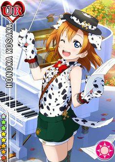 Love live school idol festival Honoka Kosaka