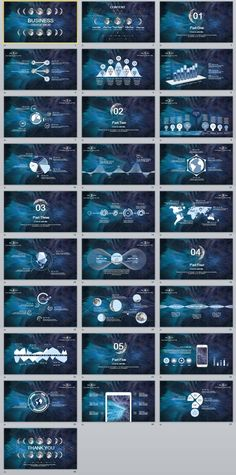 23+ business creative powerpoint template | the highest quality, Modern powerpoint