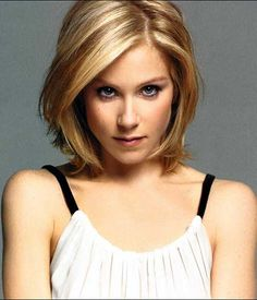 15 Hairstyles for Straight Short Hair | http://www.short-hairstyles.co/15-hairstyles-for-straight-short-hair.html