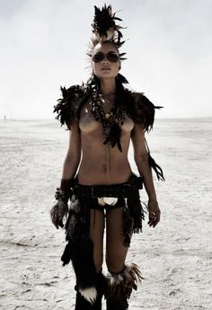 @ Burning man - Black Rock Desert, Nevada