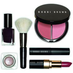 Bobbi Brown Bobbi Runway Beauty Secrets Set found on Polyvore