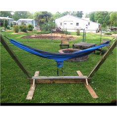 Eno hammock stand. I need to make this
