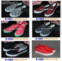 14e5cbd8f13548 2012 New Style Vans Men women Canvas shoes sneaker Sale for sale - vans mens