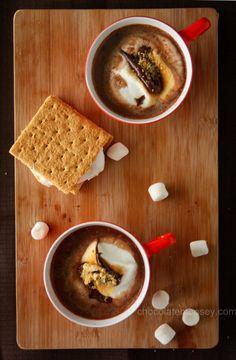 Smores Hot Cocoa recipe