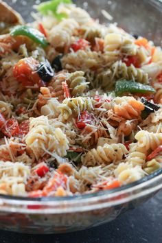 Pizza Pasta Salads, Pasta Salad Recipes, Pasta Dishes, Rice Dishes, Planning Budget, Meal Planning, Grape Salad, Stuffed Banana Peppers, Side Dishes Easy
