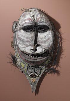 Melanesian, Micronesian and Polynesian Art Seattle Art Museum, Polynesian Art, Indigenous Art, Fursuit, Folk Art, Lion Sculpture, Artsy, Statue, Artwork