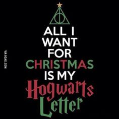 All I want for christmas is...