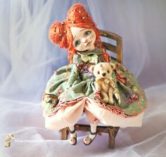 Hey, I found this really awesome Etsy listing at https://www.etsy.com/listing/230530487/princess-annaart-dollcollectible-art