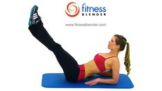 Fitness Blender Fast Abs - 8 Minute Abs Workout, via YouTube.