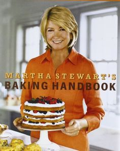 Martha Stewart's Baking Handbook « LibraryUserGroup.com – The Library of Library User Group