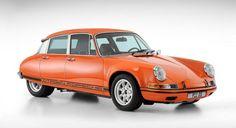 Porsche Citroen