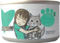 Best Feline Friend Cat Food, Tuna & Pumpkin Valentine Recipe, 3-Ounce (Pack of 12)