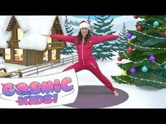 A very special Cosmic Kids yoga adventure for the Holidays! We go to the North Pole in search of Santa. Can we find him? :-) Don't forget to subscribe! http:...