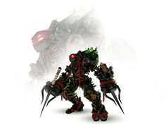 personaje gris NUEVO Lego Teenage Mutant Ninja Turtles the Kraang EXO-suit body