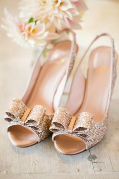 Pink glittery shoes: http://www.stylemepretty.com/little-black-book-blog/2015/04/10/romantic-summer-wedding-at-pippin-hill-farm-vineyards/ | Photography: Katelyn James - http://katelynjames.com/