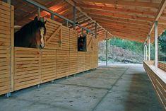 Horse Stable,© Maurizio Angelini
