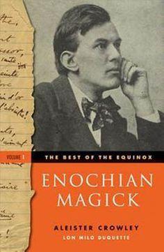 Best of the Equinox Vol 1 Enochian Magick by Alester Crowley-AzureGreen