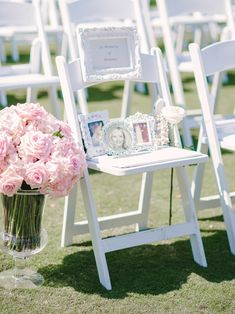 Honorary Seat at the Wedding Ceremony