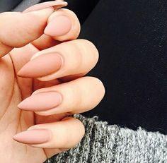Matte solid nail color