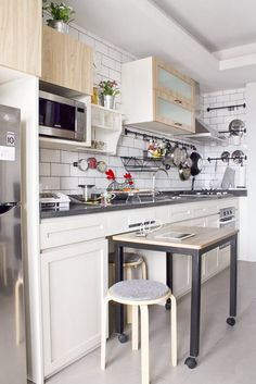 Isola Cucina Con Tavolo Estraibile : Isola Per Cucina Ikea. Isola ...