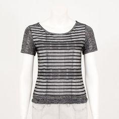 robe femme aux genoux confortable sans manches dos ouvert robe coconut noir rayures 20. Black Bedroom Furniture Sets. Home Design Ideas