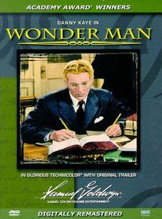 Wonder Man DVD ~ Danny Kaye, http://www.amazon.com/dp/6305082375/ref=cm_sw_r_pi_dp_Pmvrsb0B6B4J5 Funny #film Danny Kaye&Vera-Ellen