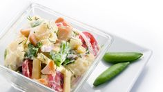 Freshen up your typical potato salad with Roth's Dill Havarti. Adapted from Patricia Cobe, food editor