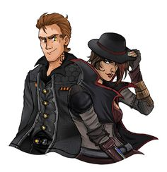 Tales from The Borderlands - Rhys and Fiona