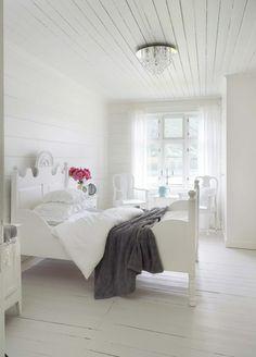 Lovely white girl room