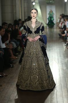 Begum-e-Jannat By Manav Gangwani At India Couture Week 2016 | PK Vogue