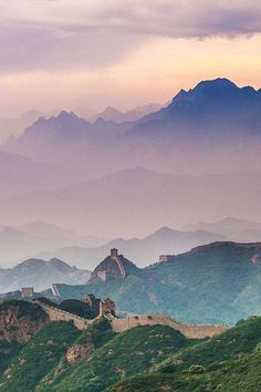 { travel :: the great wall of china }