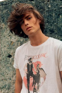 Archer, Male Models, Fashion Models, Your Hair, Handsome, Portraits, Hairstyle, Long Hair Styles, Shaggy