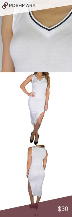 TAKE ME TO THE BALL GAME Casual athletic style dress | Size: M | New With Tags Nasty Gal Dresses