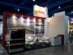 Exhibition | KBU Exhibition Booth, Plumbing, Liquor Cabinet, Flooring, Seasons, Storage, Building, Furniture, Design