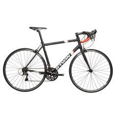 Bici da corsa TRIBAN 500 nera B'TWIN - Bici da corsa Ciclismo - Decathlon Italia